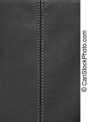 leather texture - background made of a closeup of a leather...