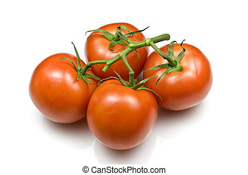 Trussed Tomatoes