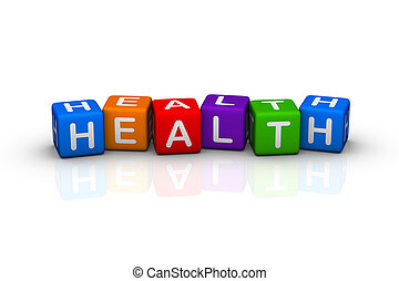 health  (buzzword cubes series)