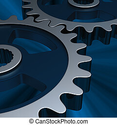 two gears - two gears