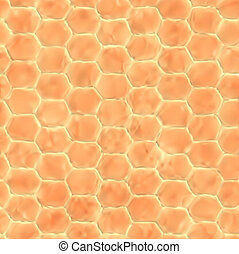 Reptile Print Brown Vector - brown reptile skin