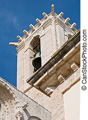 Belltower Cathedral. Giovinazzo. Apulia.