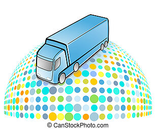 transportation and shipping