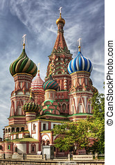 Cathedral of the Intercession (St. Basil's Cathedral) - St....