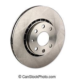 Car brake disc 2 - Car brake disc