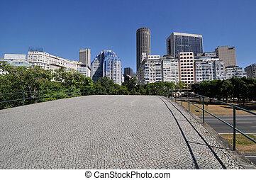 """Rio de Janeiro, Downtown. Brazil - """"Rio de Janeiro"""" downtown..."""