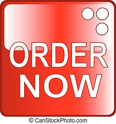 ORDER NOW red Web Button