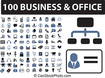 100 business