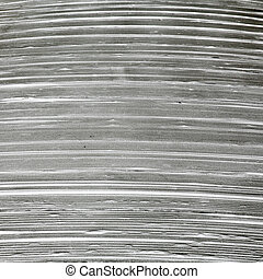 corrugated iron surface, background