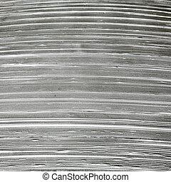 corrugated iron surface, background
