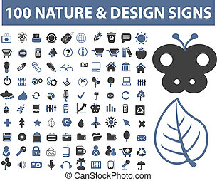 100 nature