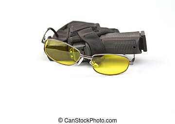 Pistol Glasses
