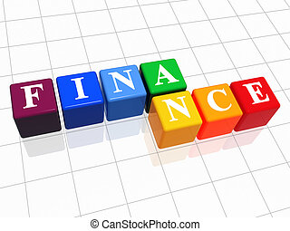 finance in colour