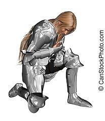 Launcelot du Lac - Sir Lancelot du Lac (Lancelot) from...
