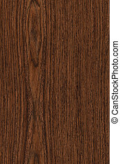 Wenge (wood texture) - Texture of wenge (high-detailed wood...