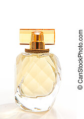 Bottle of Perfume - A bottle of beautiful women's perfume...