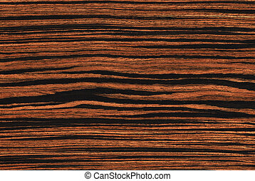 Ebony wood texture - Texture of ebony high-detailed wood...