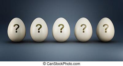 easter eggs mistery