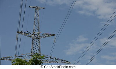 Transmission of electricity