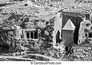 Memorials - Absalom's Memorial in Jerusalem