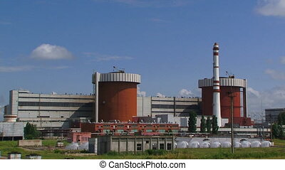 Corps of nuclear power stations - A huge corps of nuclear...