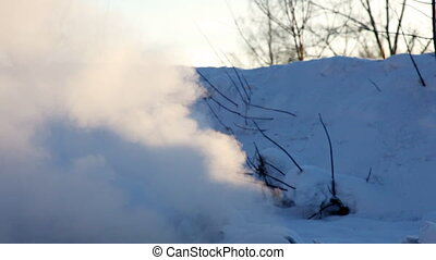 energy conservation - winter Russia - energy conservation in...