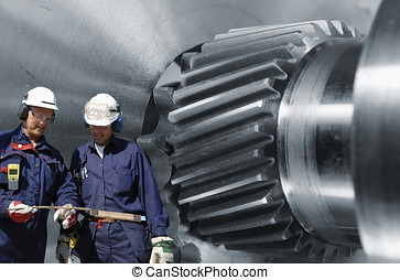 metal works and machinery - metal-workers, engineers and...