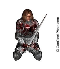Wounded Knight - 1