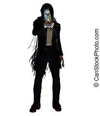 Long-Haired Vampire