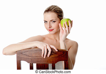Seducing with an apple