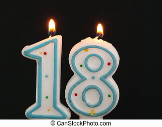 18th candles