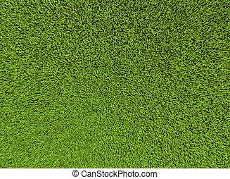 Above grass field texture