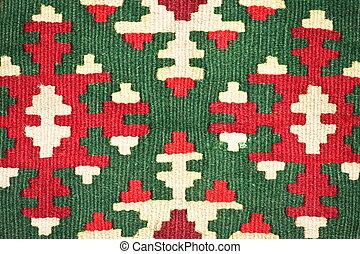 Old carpet texture colors