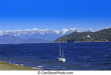 Coastal Mountains of the West Coast - Coastal mountains of...