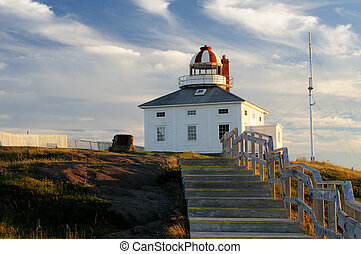Canadian Lighthouse - The Historic Cape Spear Lighthouse...