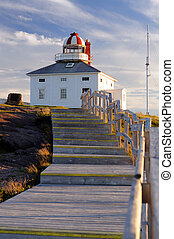 Cape Spear Boardwalk - The Path Leading To The Old Cape...
