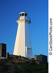 Cape Spear Sunset - The New Cape Spear Lighthouse, The Most...