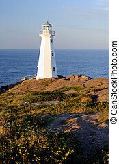 New Cape Spear - The Cape Spear Lighthouse Built In 1955