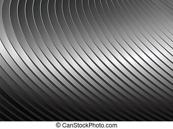 Silver reflective background illust