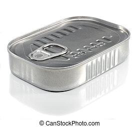 sardine, boîte