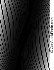 Tunnel abstract shape