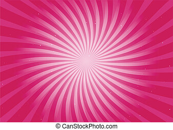 Abstract round background