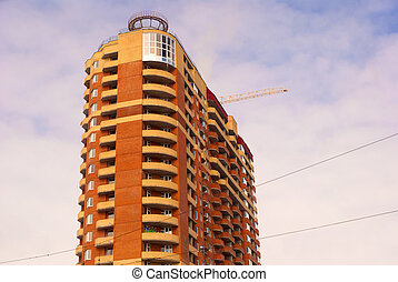 Building of the new house - Building of the new...