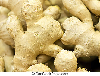 Ginger texture for background usage