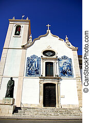 Aveiro, igreja