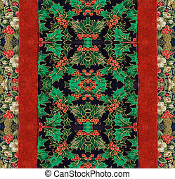 designing christmas quilt - designing a christmas quilt