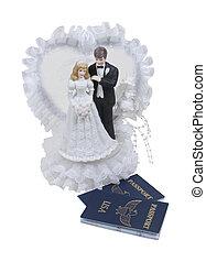 Honeymooners and Passports