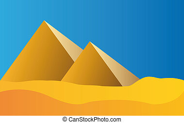 Back To School Border Clip Art Egyptian Pyramid Clip ...