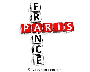 Paris France Crossword