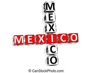 Mexico Crossword